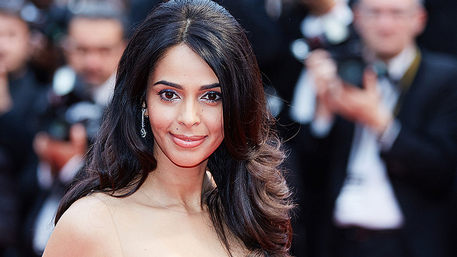 Malika Sherawat - 68th annual Cannes Film Festival -Getty - H 2016