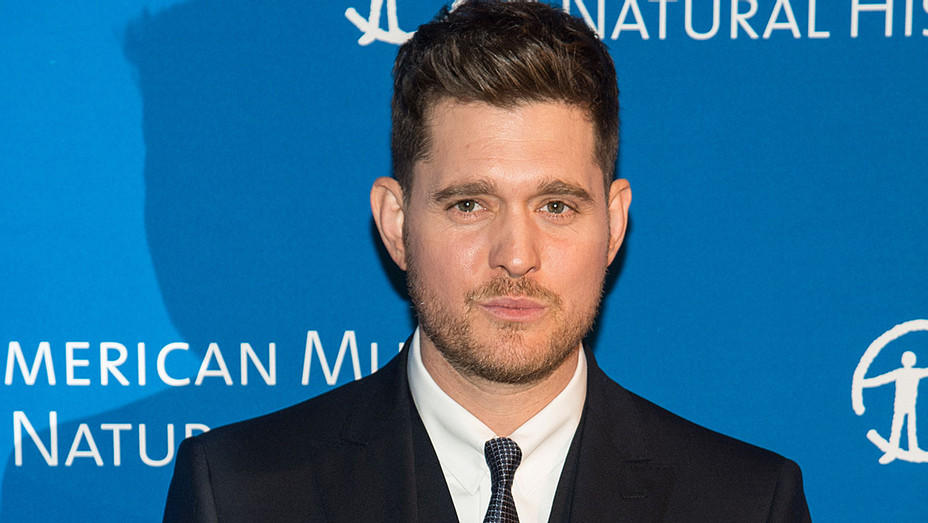 Michael Buble - 2015 American Museum Of Natural History Museum Gala-Getty-H 2016