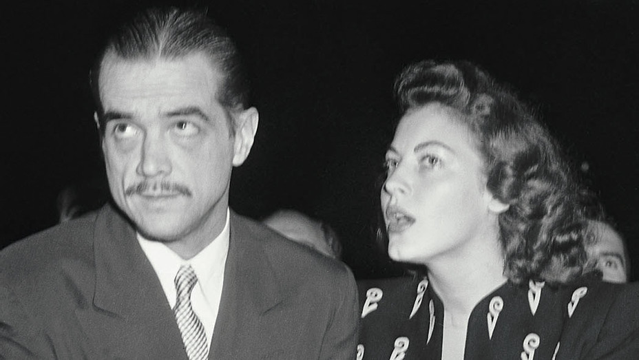 Howard Hughes and Ava Gardner - Bettmann Archive - One -Time Use - P 2016