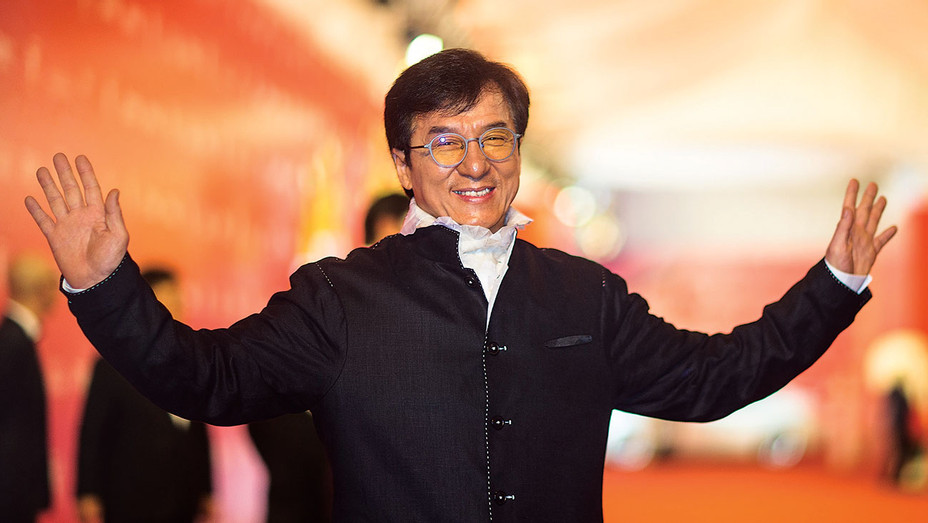 Jackie Chan -19th Shanghai International Film Festival-Getty-H 2016