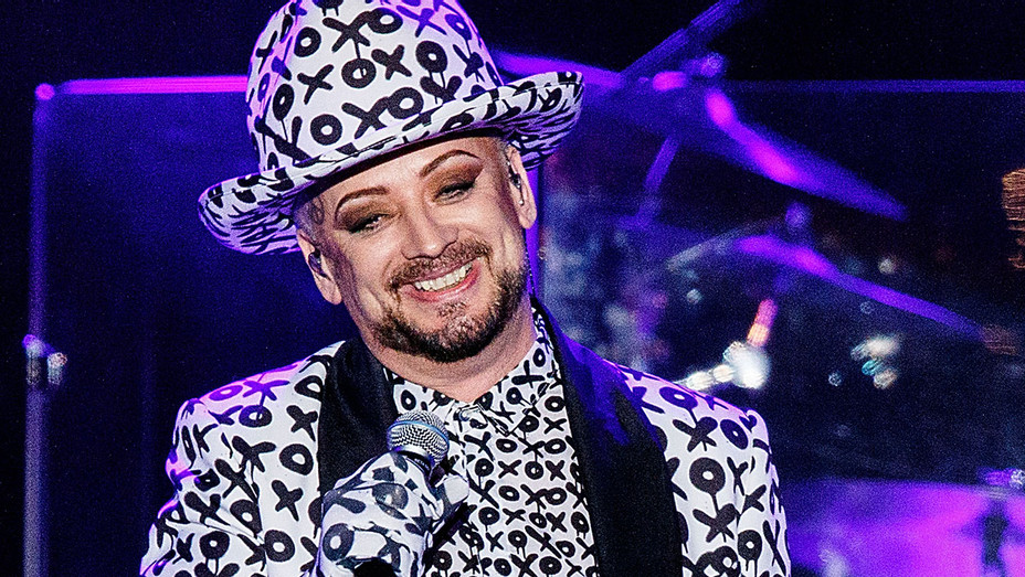Boy George performs onstage during PNE Summer Night Concert - Getty - H 2016