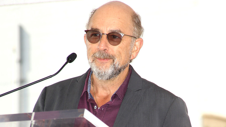 Richard Schiff - Star on The Hollywod Walk of Fame- Getty-H 2016