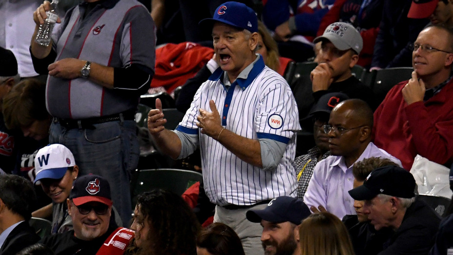 Bill Murray Cubs - H 2016