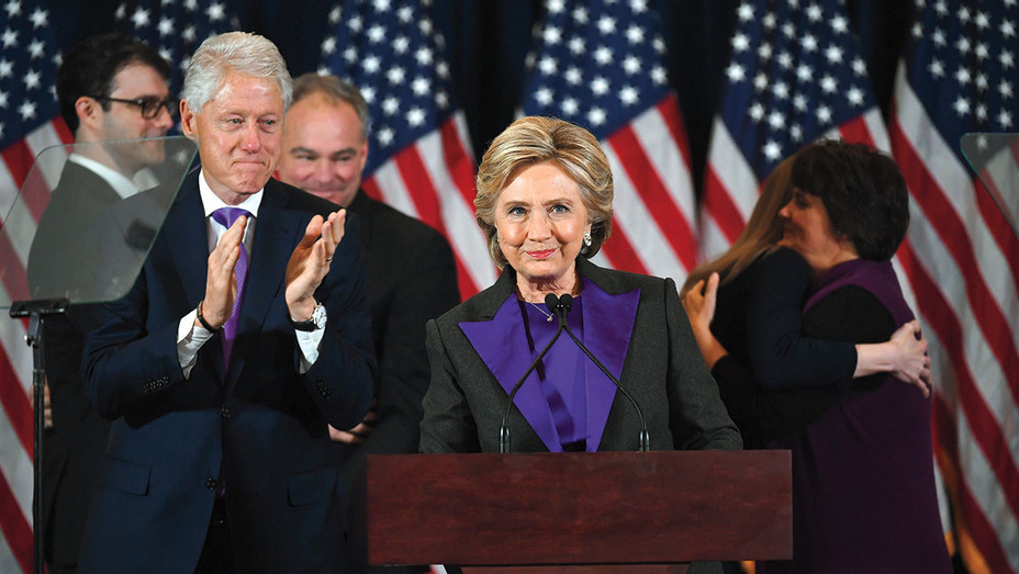 Hillary Clinton -November 9, 2016 in New York City-Getty- One Time Use-H 2016