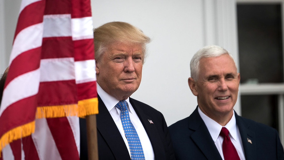 President-elect Donald Trump and vice president-elect Mike Pence - Nov 20, 2016-Getty -H 2016