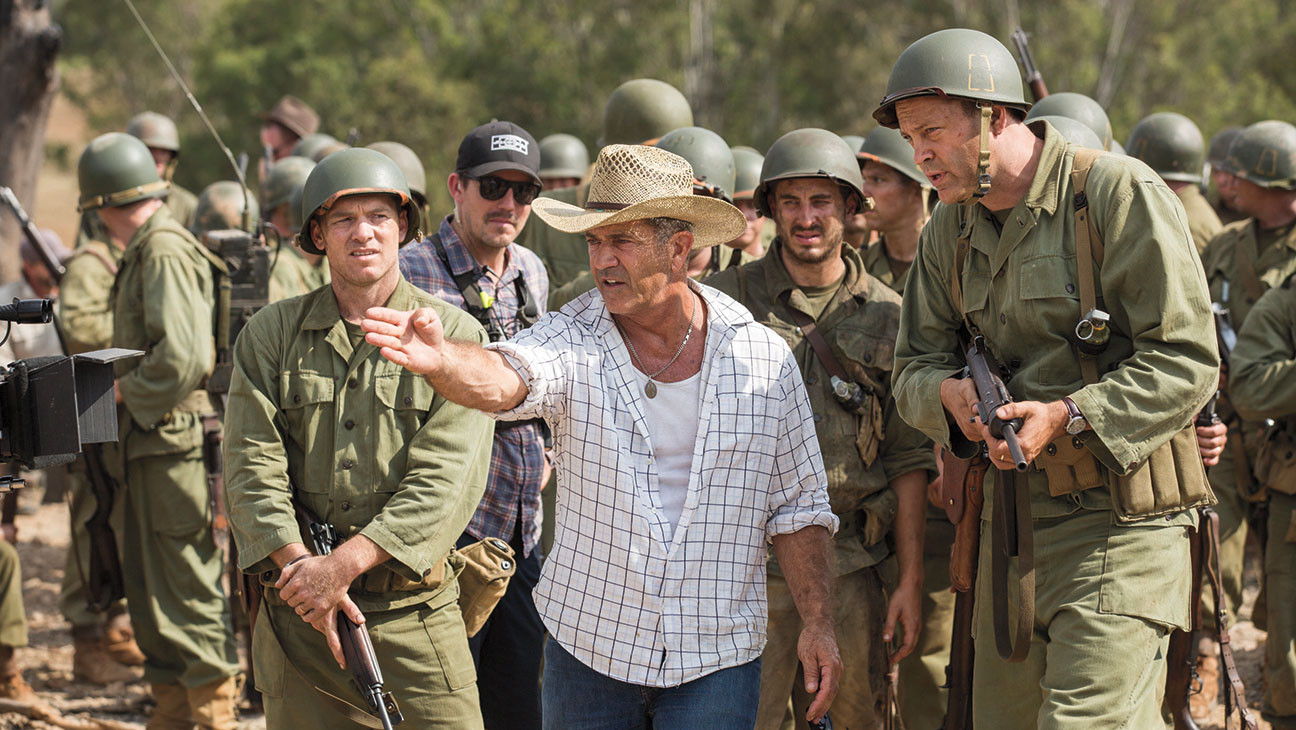 Oscars Mel Gibson S Hacksaw Ridge Lands 6 Nominations Hollywood Reporter