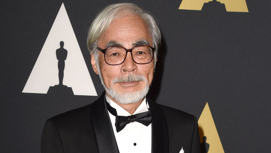 Hayao Miyazaki - Motion Picture Academy's 6th Annual Governors Awards - Getty - H - 2016