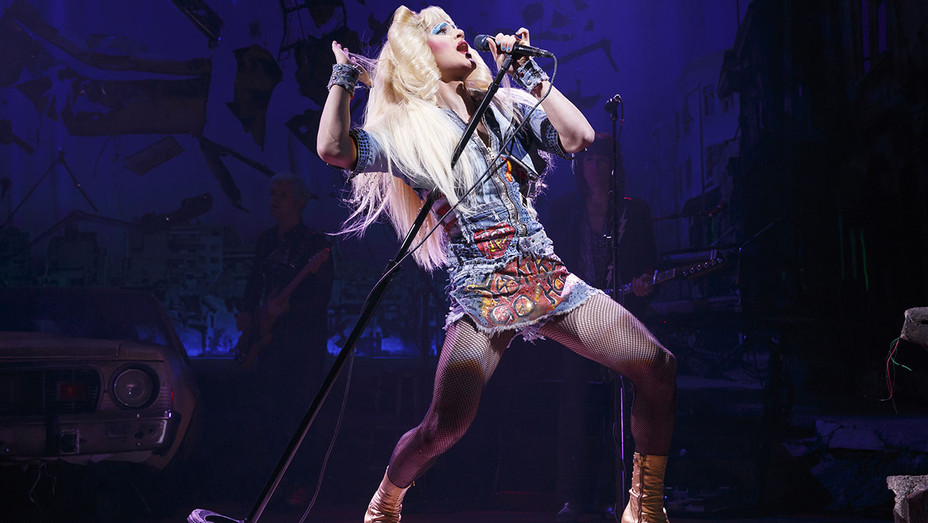 Hedwig and the Angry Inch -- Darren Criss - Production Still - H - 2016
