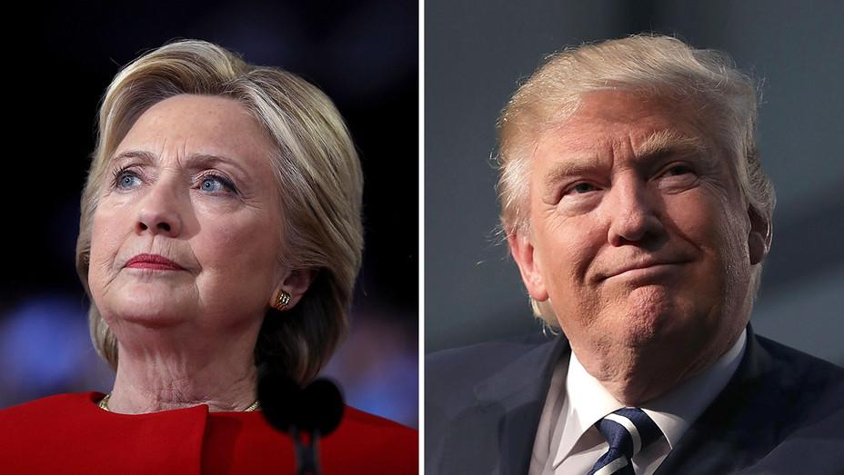 Hillary_Clinton_Donald_Trump_Split_1 - Getty - H 2016