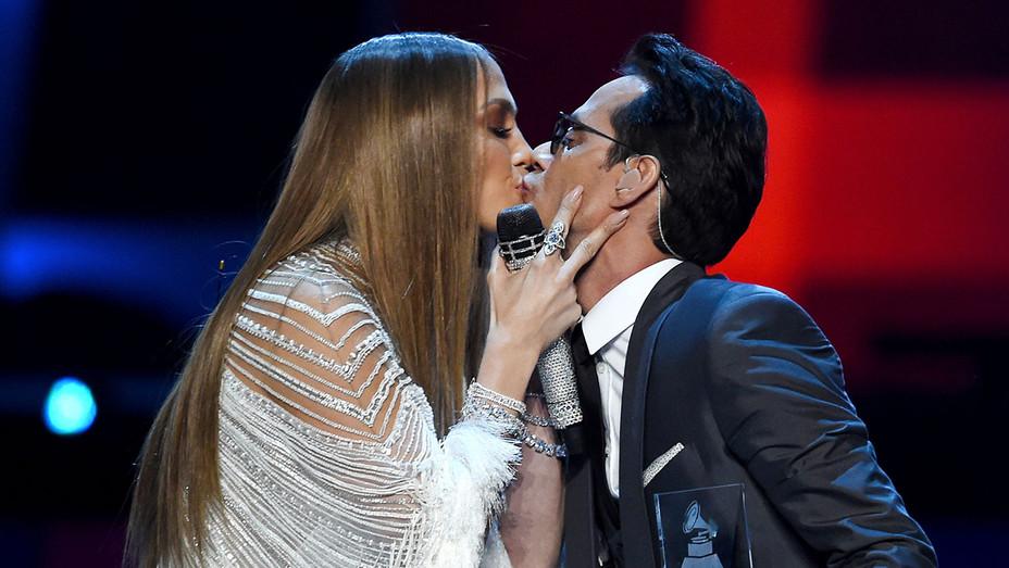 Jennifer Lopez & Marc Anthony_Latin Grammys - Getty - H 2016