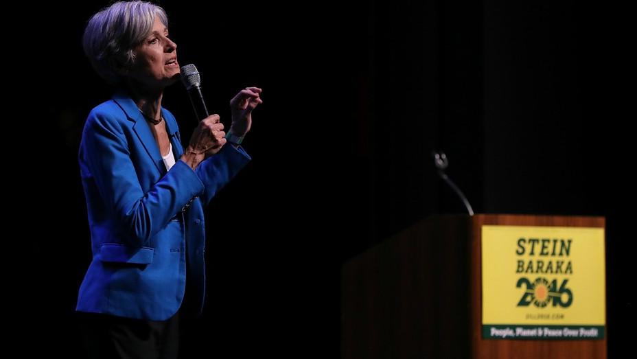 Jill Stein - H - 2016