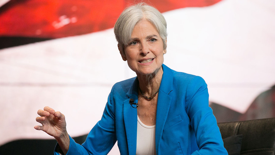 Jill Stein - Young Turks Town - Getty - H - 2016