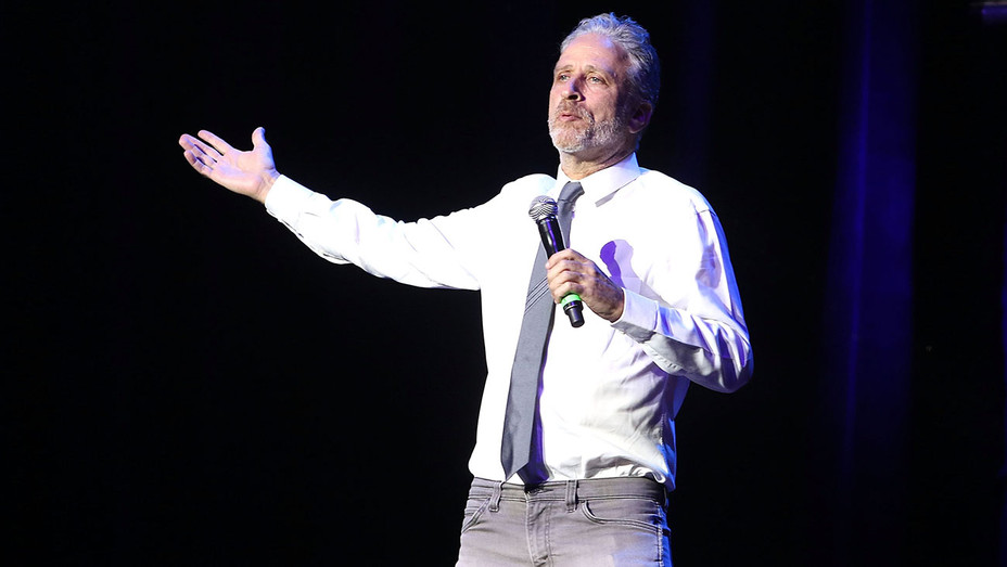 Jon Stewart Performing - Stand Up for Heroes Event - Getty - H - 2016