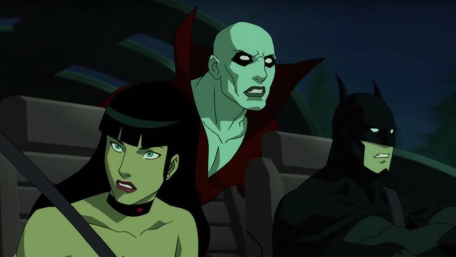 Justice League Dark - Official Trailer - Screenshot - H - 2016
