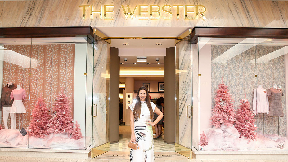 THE WEBSTER GRAND OPENING CELEBRATION AT SOUTH COAST PLAZA- Publicity-H 2016