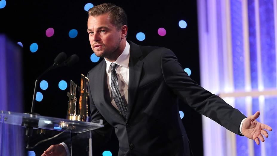 Leonardo DiCaprio - Stage - HFA - Getty - H - 2016