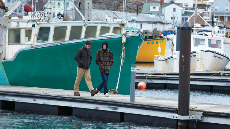 How Matt Damon's Almost-Directorial Debut 'Manchester by the Sea' Became Another Helmer's Comeback