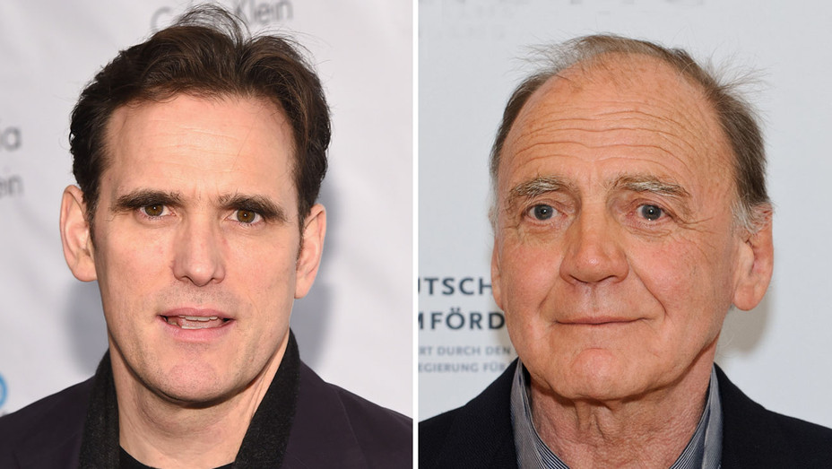 Matt Dillon and Bruno Ganz - Split - H - 2016