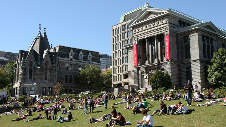McGill University - Publicity - H 2016