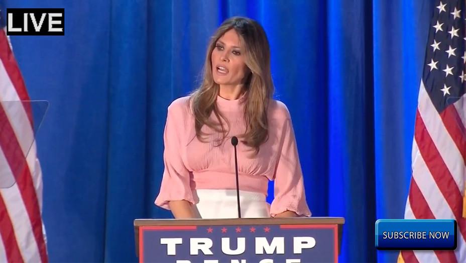 Melania Trump Speech Pennsylvania - H 2016