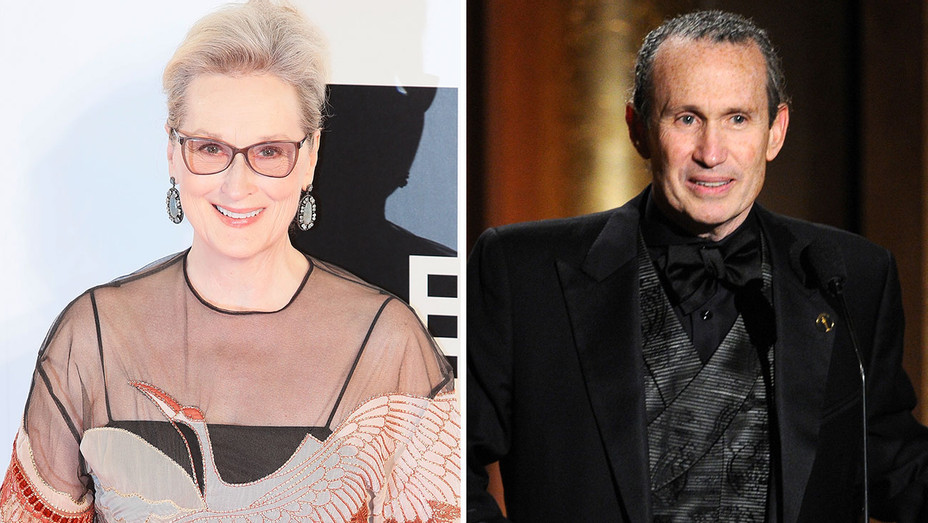 Meryl Streep and Jeffrey Kurlan split-Getty-H 2016