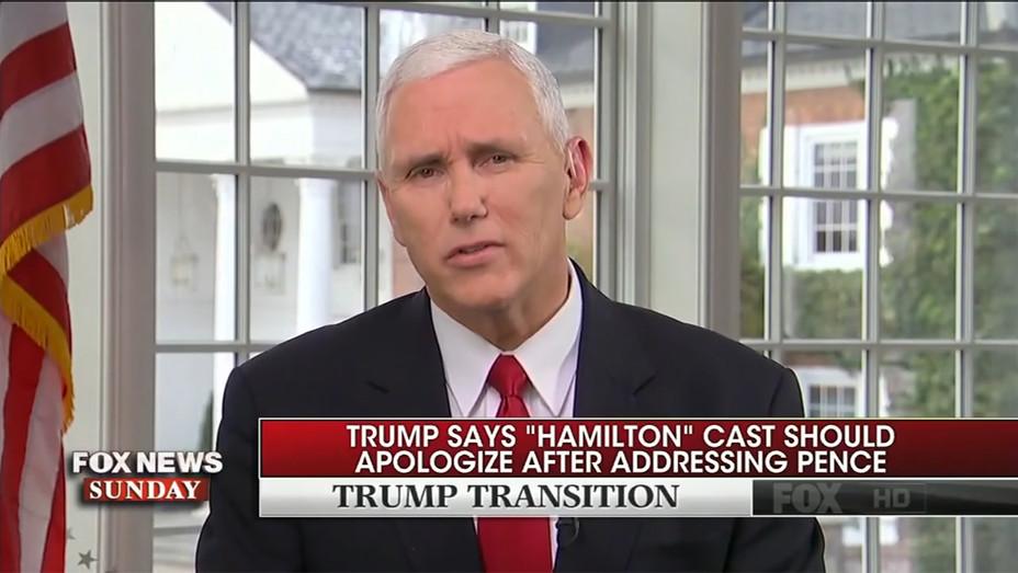Mike Pence Hamilton H 2016