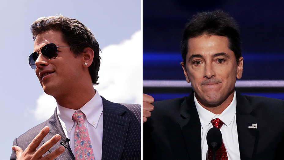 Milo Yiannopoulos and Scott Baio_Split - Getty - H 2016
