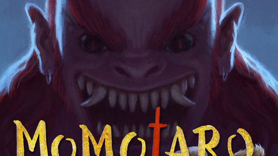Momotaro- Xander and the Island of Lost Monsters - Book Cover - P - 2016