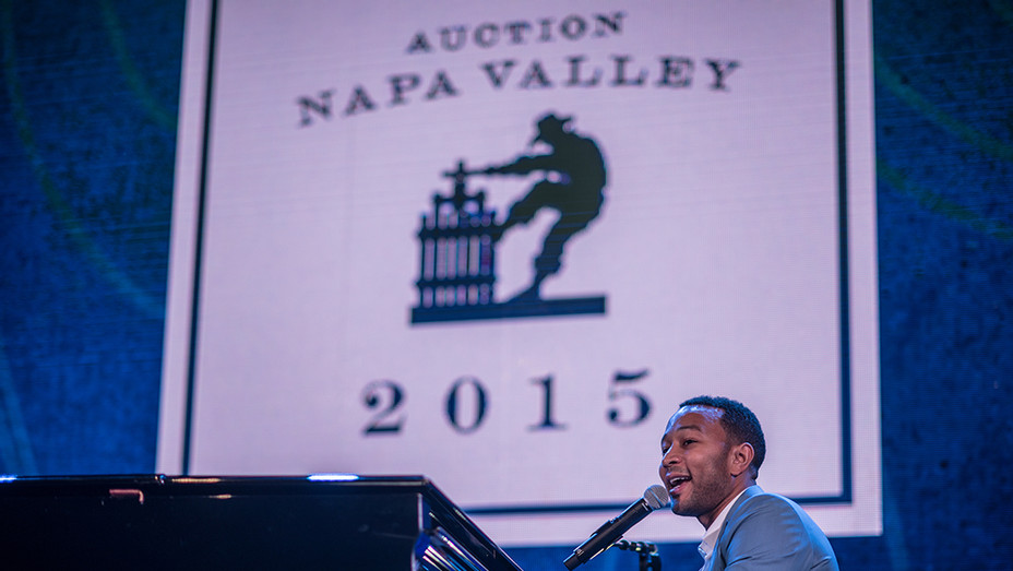 John Legend Napa Auction - H