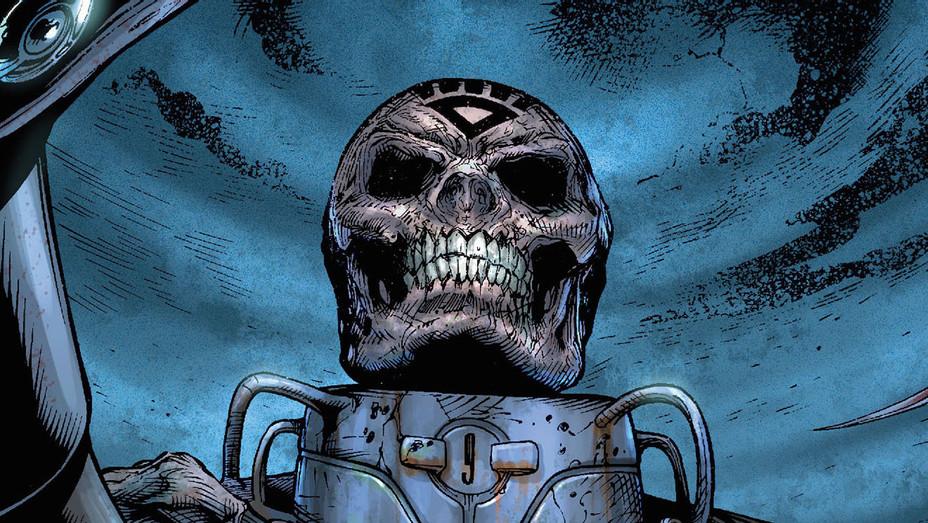 Nekron DC Legends - Publicity - H 2016