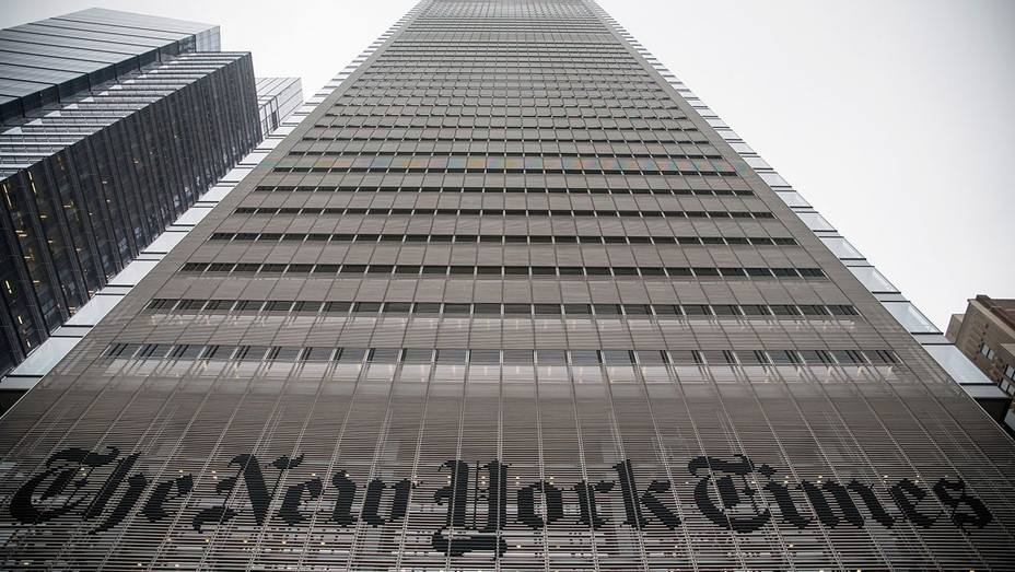 New York Times building - Getty - H - 2016