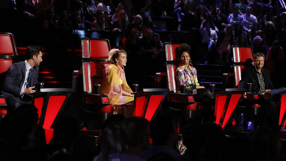 The Voice Top 12 Results - Publicity - H 2016