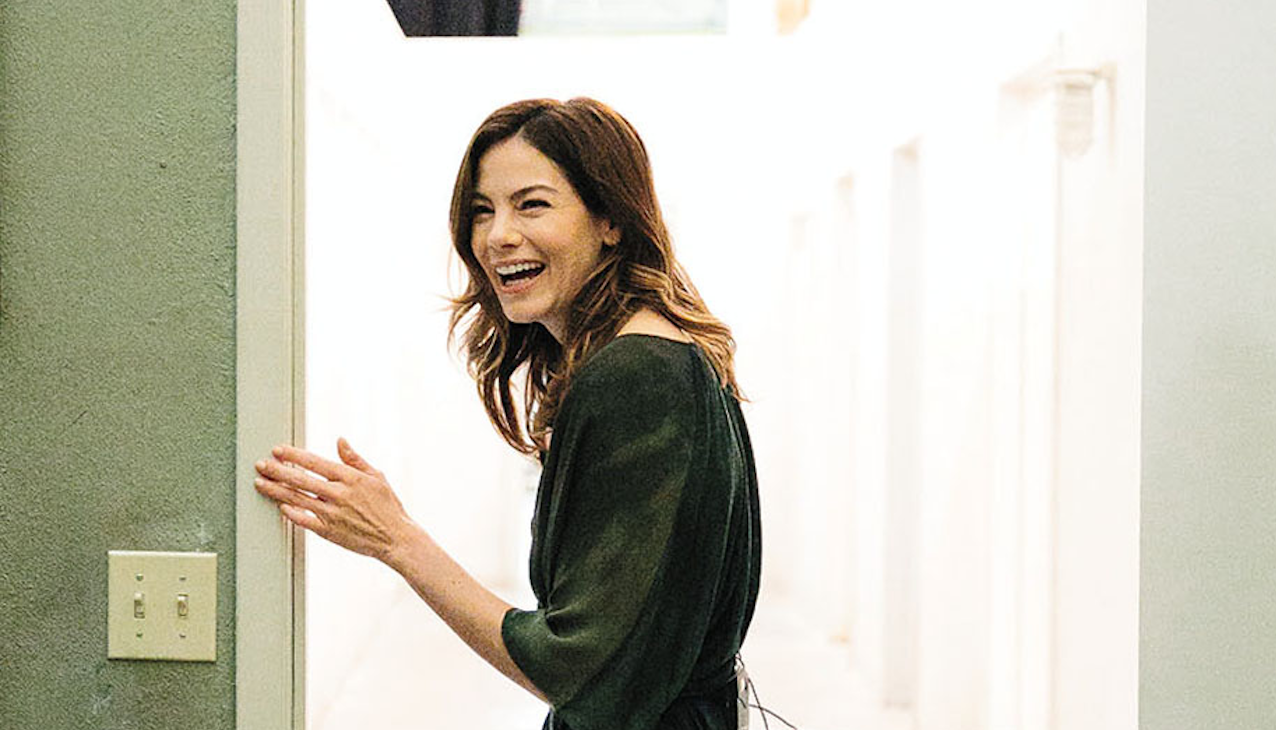'The Path' Star Michelle Monaghan Goes Behind the Scenes for Set Tour | Hot Set!