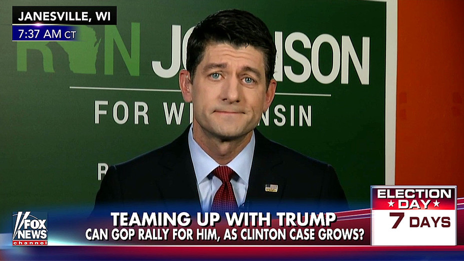 Paul Ryan We need to save our House majority -Screen shot-H 2016