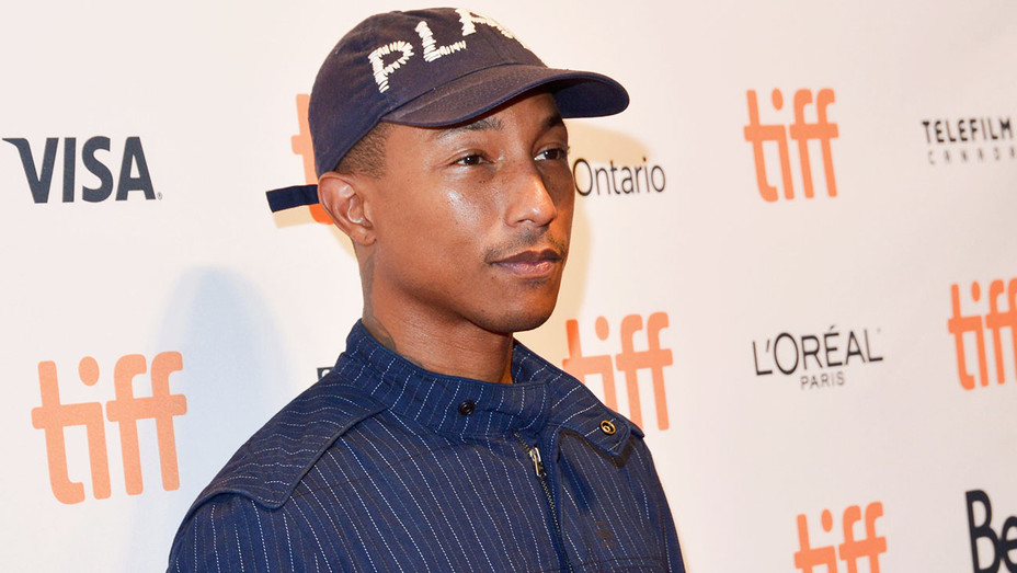 Pharrell Williams - TIFF - Getty - H - 2016