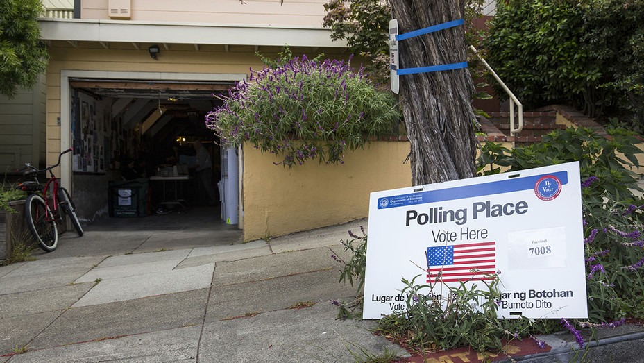 Polling Place - Election Day 2016 - Getty - H - 2016