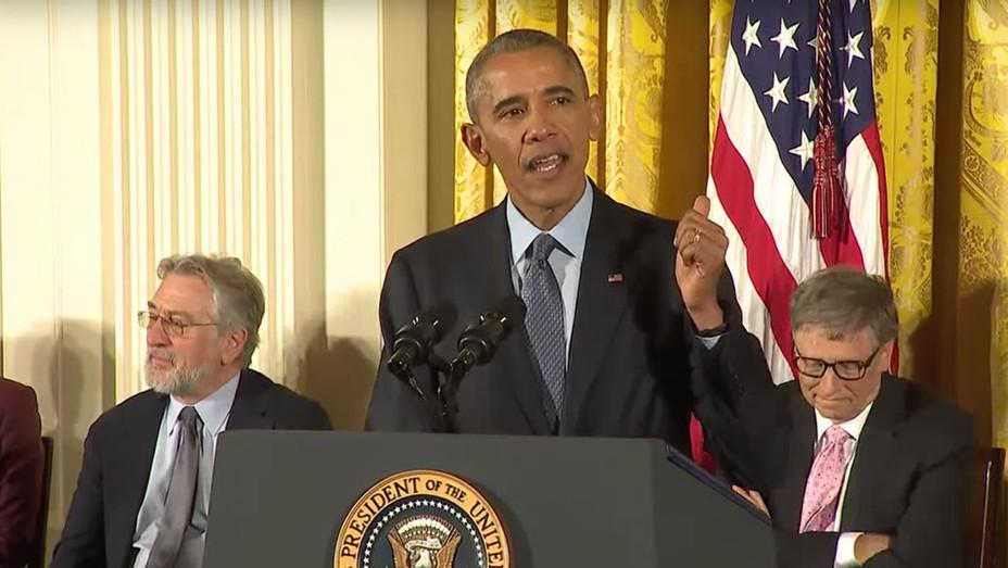 President Obama Awards the Presidential Medal of Freedom - Screenshot - 2016