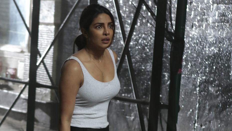 Quantico Priyanka Chopra - H