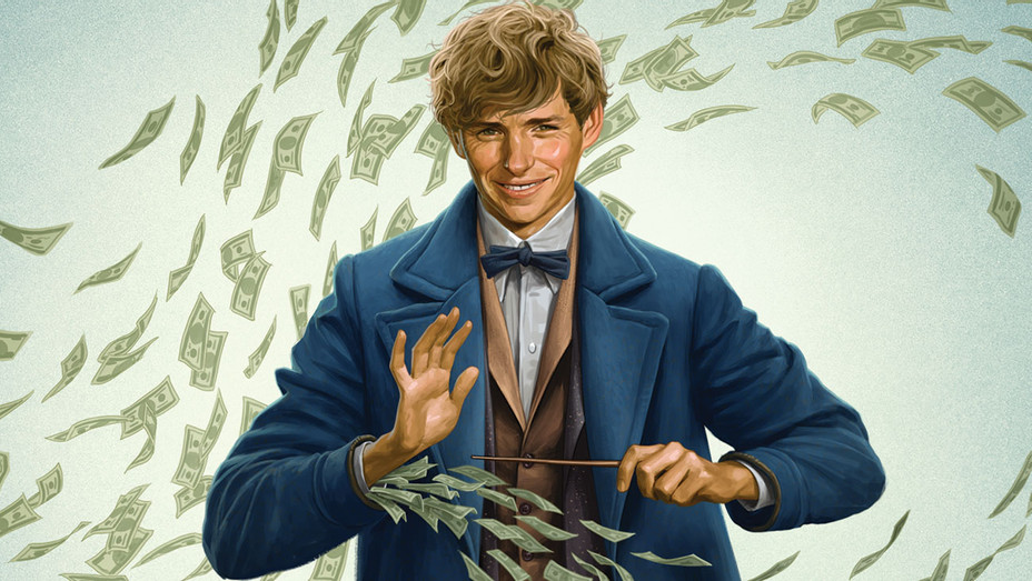 THR Biz-Fantastic Beasts and Where to Find Them - iIlustration by Jeremy Enecio - H 2016
