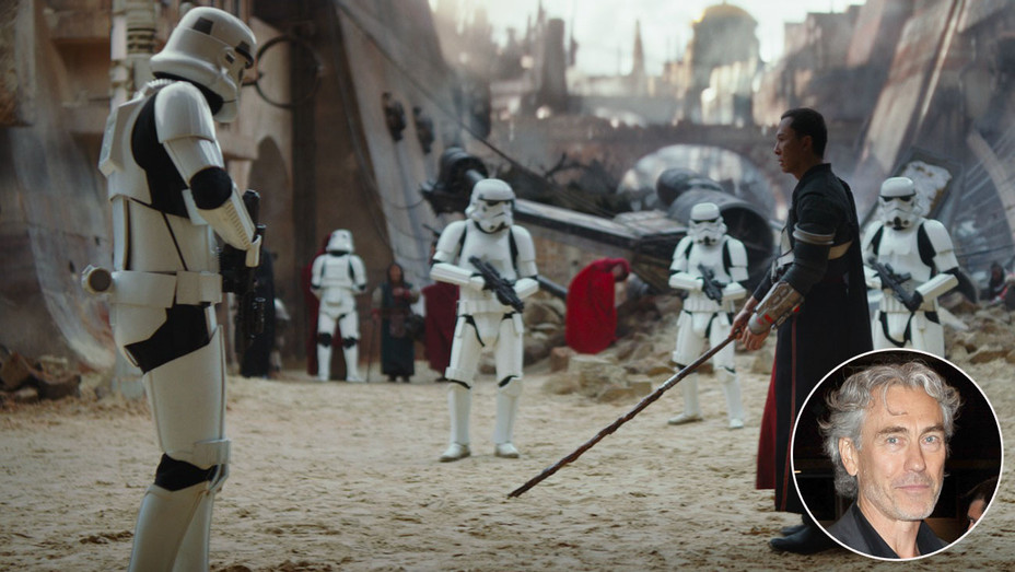 Rogue One - Tony Gilroy Inset - H - 2016