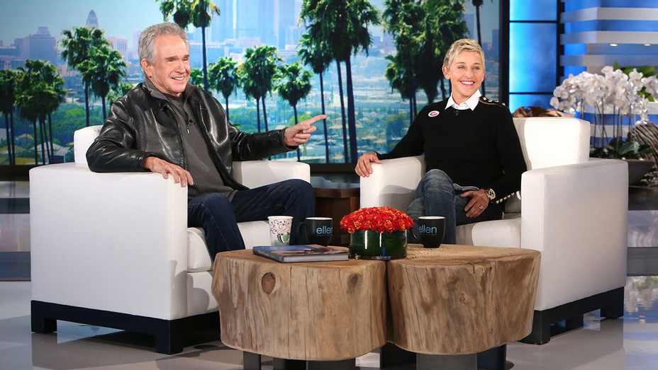 The Ellen DeGeneres Show-   Warren Beatty - Publicity-H 20156