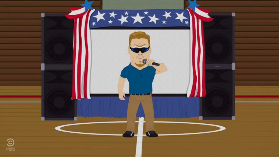 South Park Clinton - H 2016