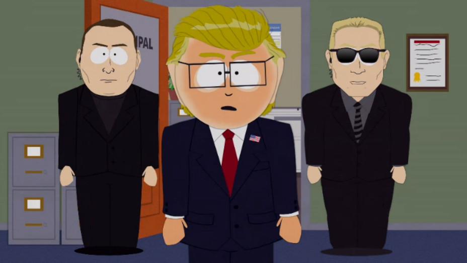 South Park Trump - H 2016