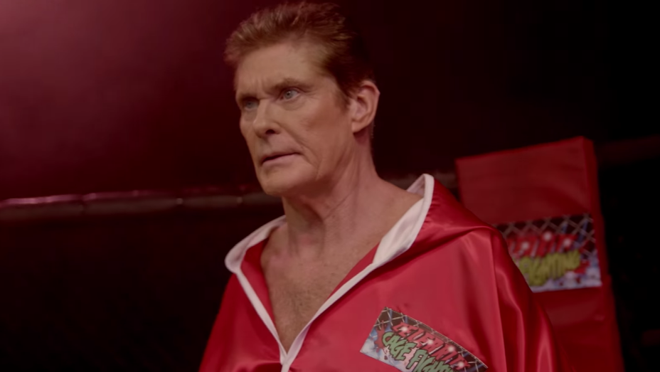 'Hoff the Record' Screengrab - Publicity - H 2016