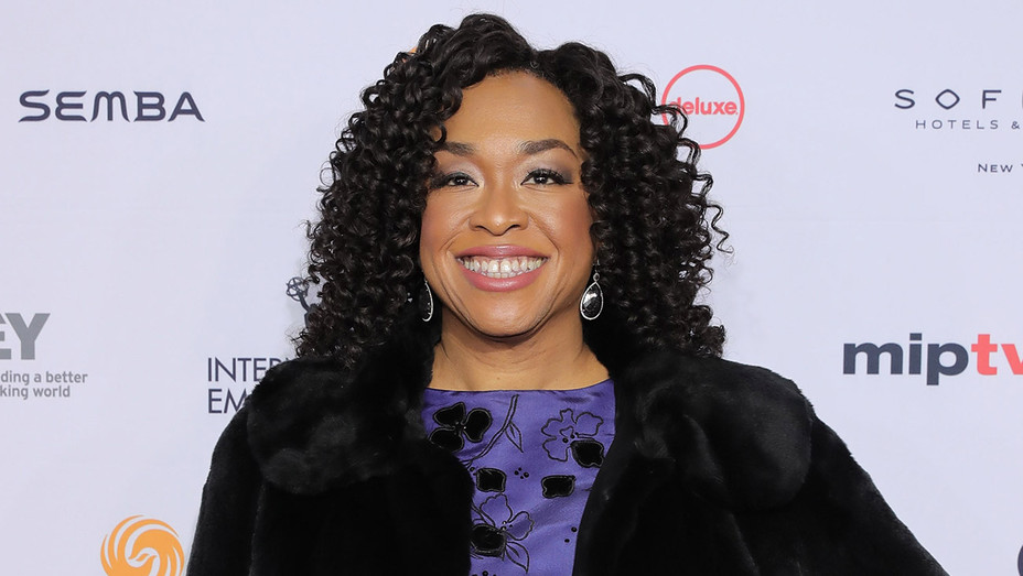 Shonda Rhimes International Emmys - Getty - H 2016