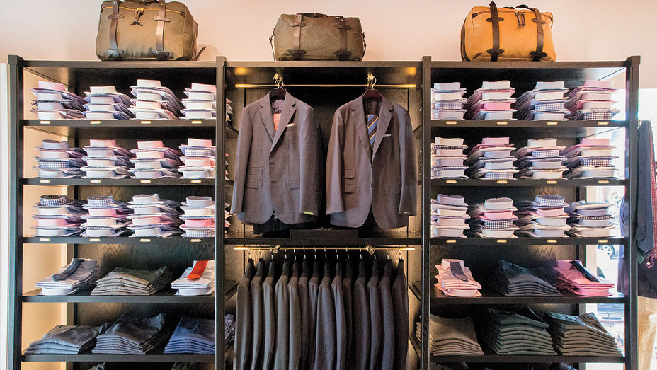 Top retail resources - Guys of All ages -Sid Mashburn Store - H 2016