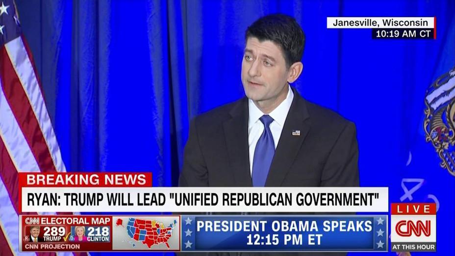 Paul Ryan -Screen shot- Nov 9- H 2016