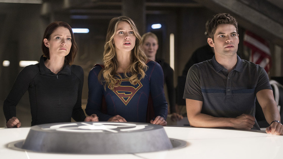 Supergirl - The Last Children of Krypton -  Chyler Leigh-Melissa Benoist -Jeremy Jordan-H 2016