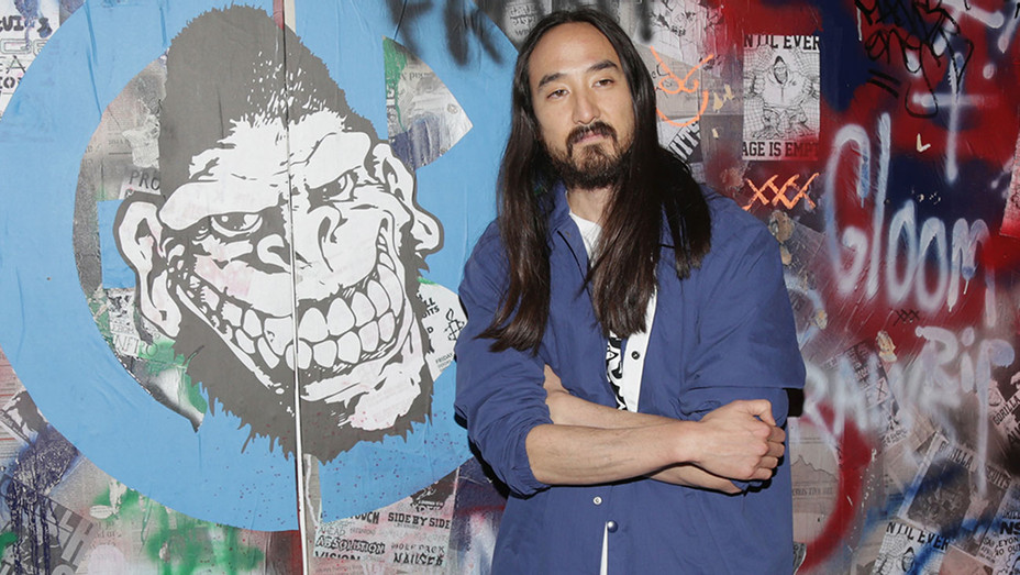 Steve Aoki - Celebration Of DIM MAK COLLECTION - Getty - H - 2016
