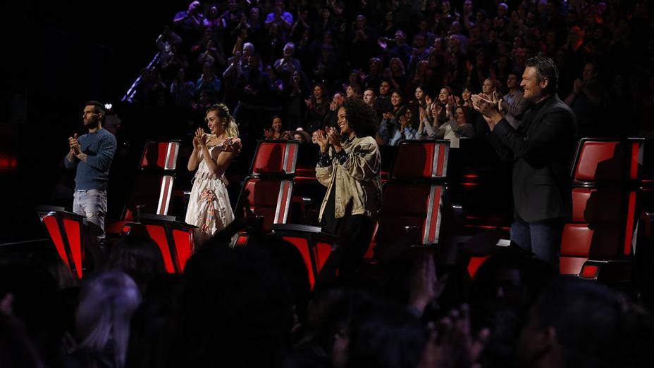 The Voice Live Top 10 Revealed - Publicity - H 2016